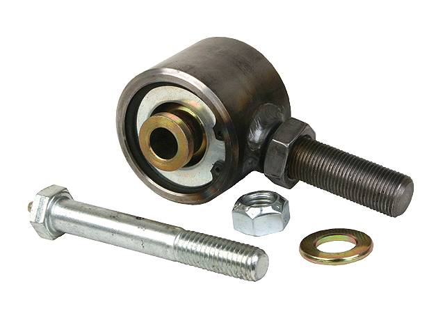 "SUPER PIVOT ROD END LH 3/4-16 2-1/2"" 30 degrees of unrestricted movement in any direction This 2.5"" joint also includes a 9/16"" greasable thru-bolt ** Jam Nut Not Included **"