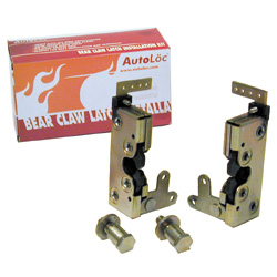 AUTOLOC BCLG LOCKING LARGE BEAR CLAW LATCH SET