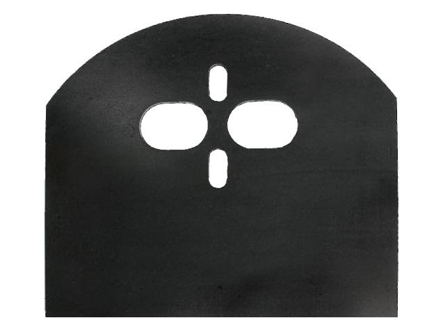 LRD-Basic Bridge Plates Dual port sold individually