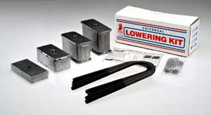 DJMLB4LK 4 Lowering Block Kit