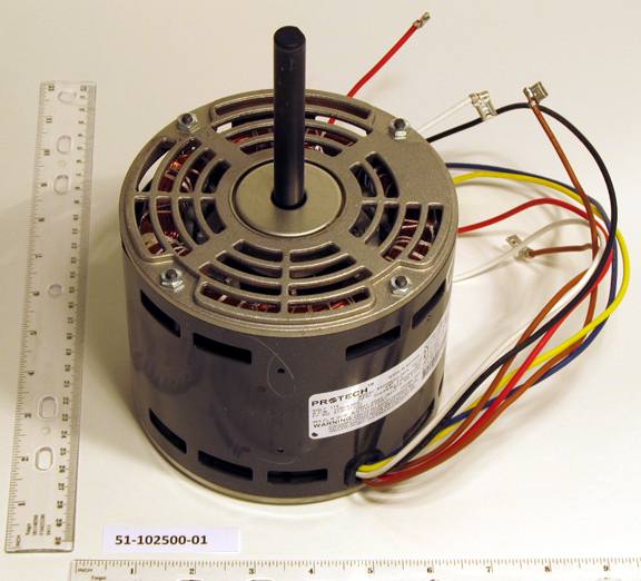 In stock rheem furnace 51 102500 01 blower motor 1 2 hp for 2 hp blower motor