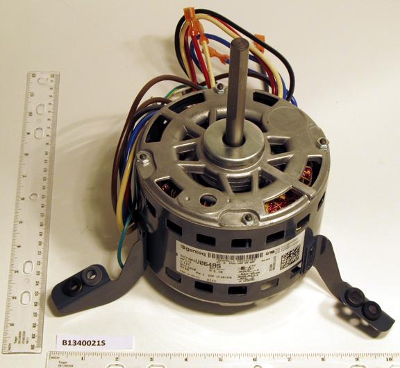 In stock goodman b1340021s 1 3 hp blower motor for 1 3 hp attic fan motor