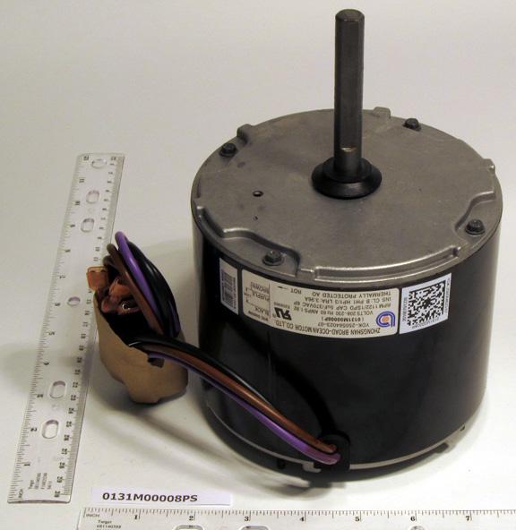 In stock goodman 0131m00430sf 208 230v condenser fan motor for Fan motor for goodman ac unit