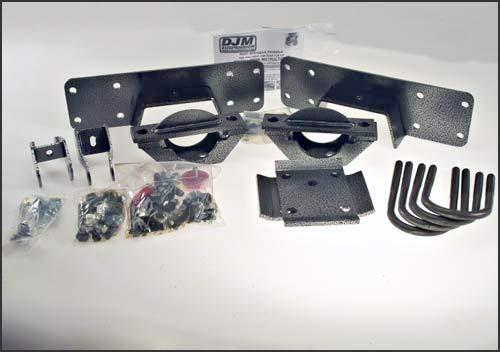 DJMFK1025-6 1988-1998 Chevy 6 Flip Kit