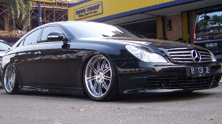 ARU3047 Mercedes 06- CLS (expecpt OE air bag equipped) Struts Only