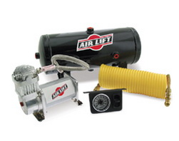 AIR-25572 Double QuickShot Compressor System