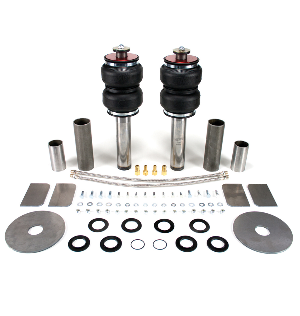 AIR-75559 Universal Strut Kit, High Damping Bellow Over Strut Front Sold as Pair.