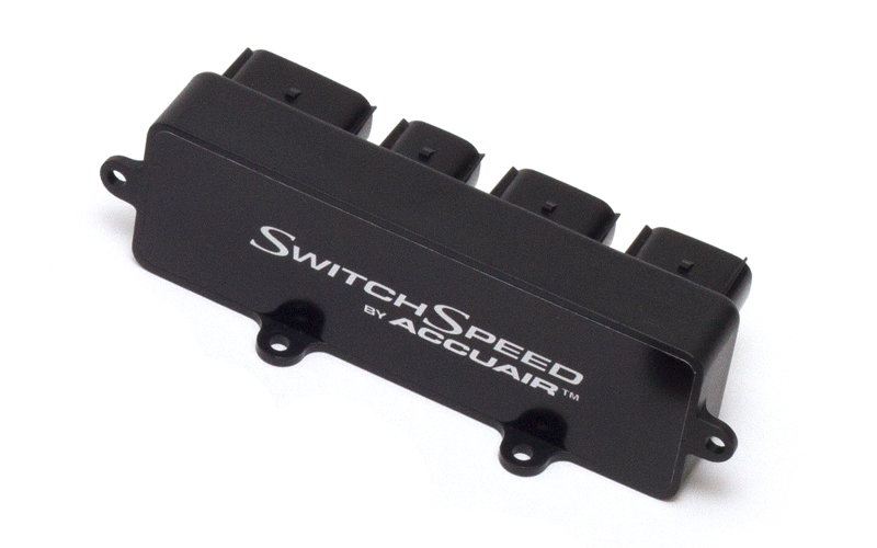 ACCUAIR Switch speed ECU only AA-EC4-SS