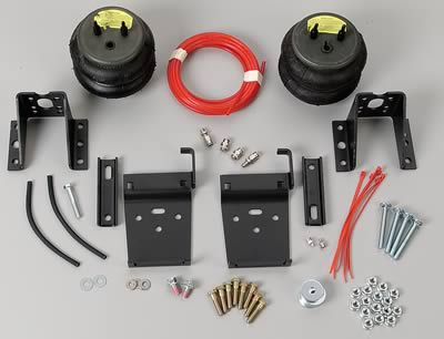 FST2404 Ride-Rite Suspension Kit Fits Dodge 4500,5500 And Ford F-550
