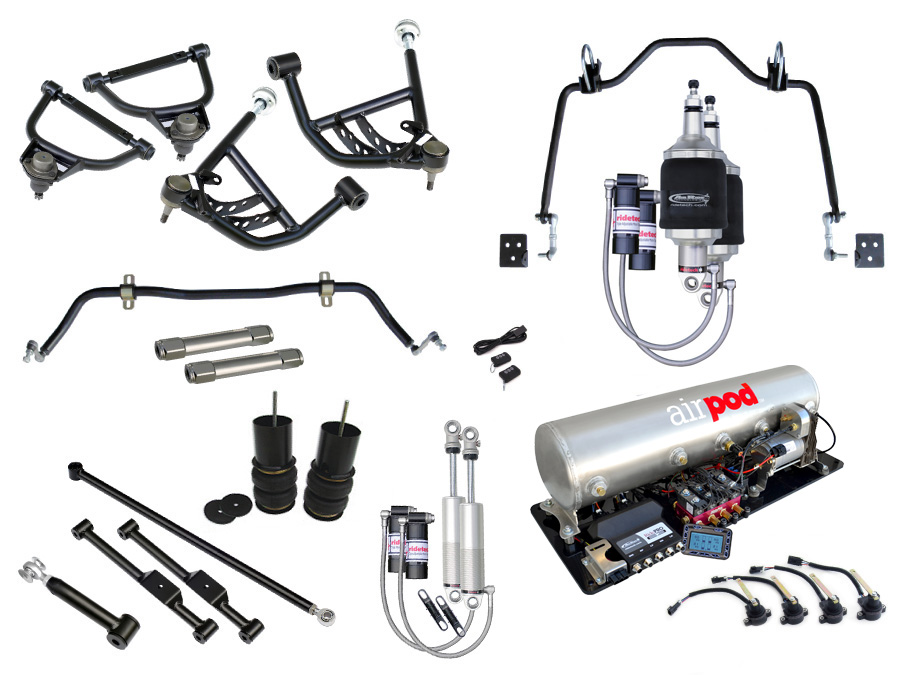 ART11300399 67-70 Impala Street Challenge Kit STR-4000