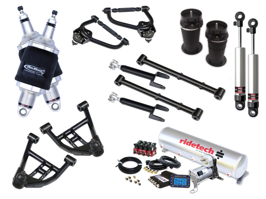 ART11320299 78-88 GM G Body Level 2 Complete System L2-3200