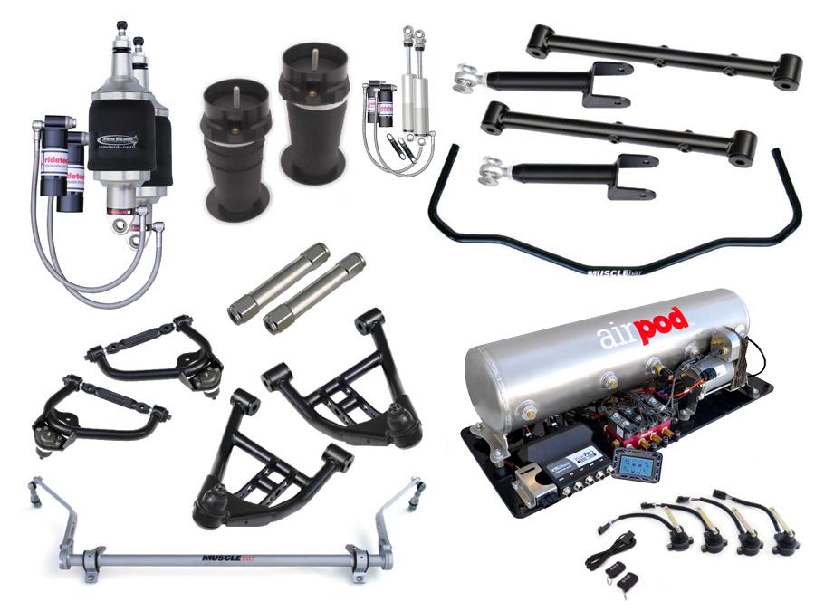 ART11320399 78-88 G-Body Street Challenge Kit STR-3200