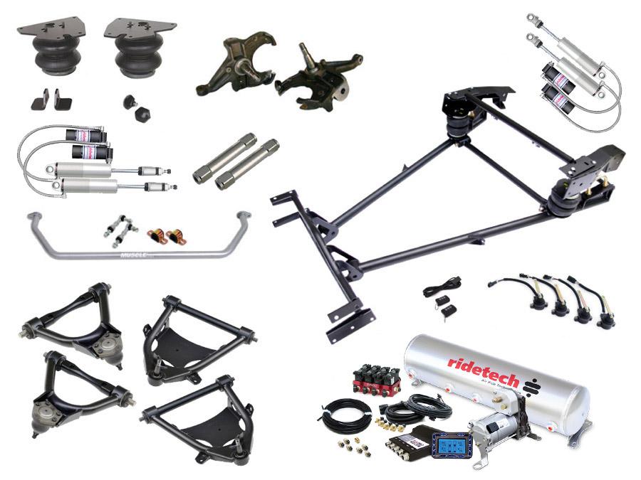 ART11340399 63-70 C-10 Street Challenge Kit STR-3300