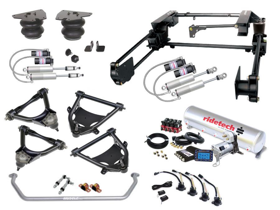 ART11360399 73-87 C-10 Street Challenge Kit STR-3500
