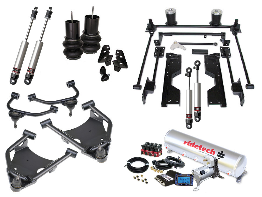 ART11370299 Level 2 Complete System for 1988-1998 GM C1500 Truck L2-3600