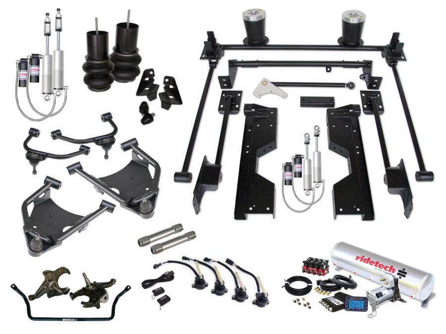 ART11370399 88-98 C-1500 Street Challenge Kit STR-3600