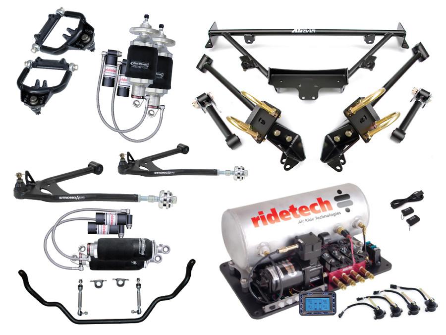 ART12100399 67-70 Mustang Street Challenge Kit STR-2800