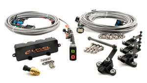 ACCUAIR e-Level Rocker Electronic Leveling System (2 way) AA-ELS2-RSW-FR