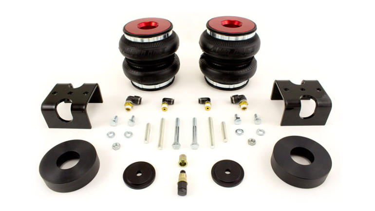 AIR-75691 07-13 Audi MKII TT RS Quattro AWD, 11-13 VW MKVI Golf R AWD - Rear Kit w/o shocks