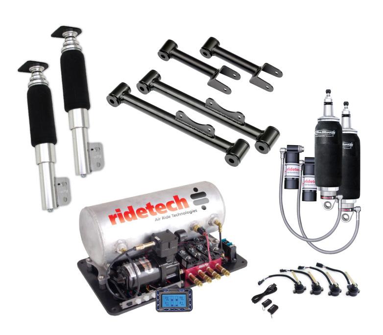 ART12140399 94-04 Mustang Street Challenge Kit STR-3000