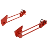 KPC 4LB0-C61 KP Components 88'- 98' Chevy C1500 Bolt on 4 Link (Includes: Frame Brackets and 4 Link Bars) ** No Watts Link/Pan Hard Bar