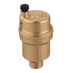 Caleffi 502610A Automatic Air Vent 1/8