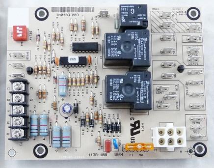 in stock armstrong air r40403 003 fan timer blower control board rh h mac com