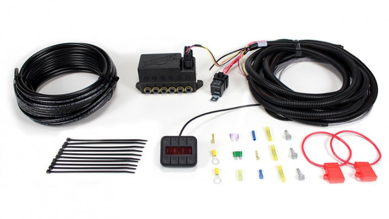"AIR-27672 Auto Pilot V2 Digital Controller for use with 3/8"" Air Lines"
