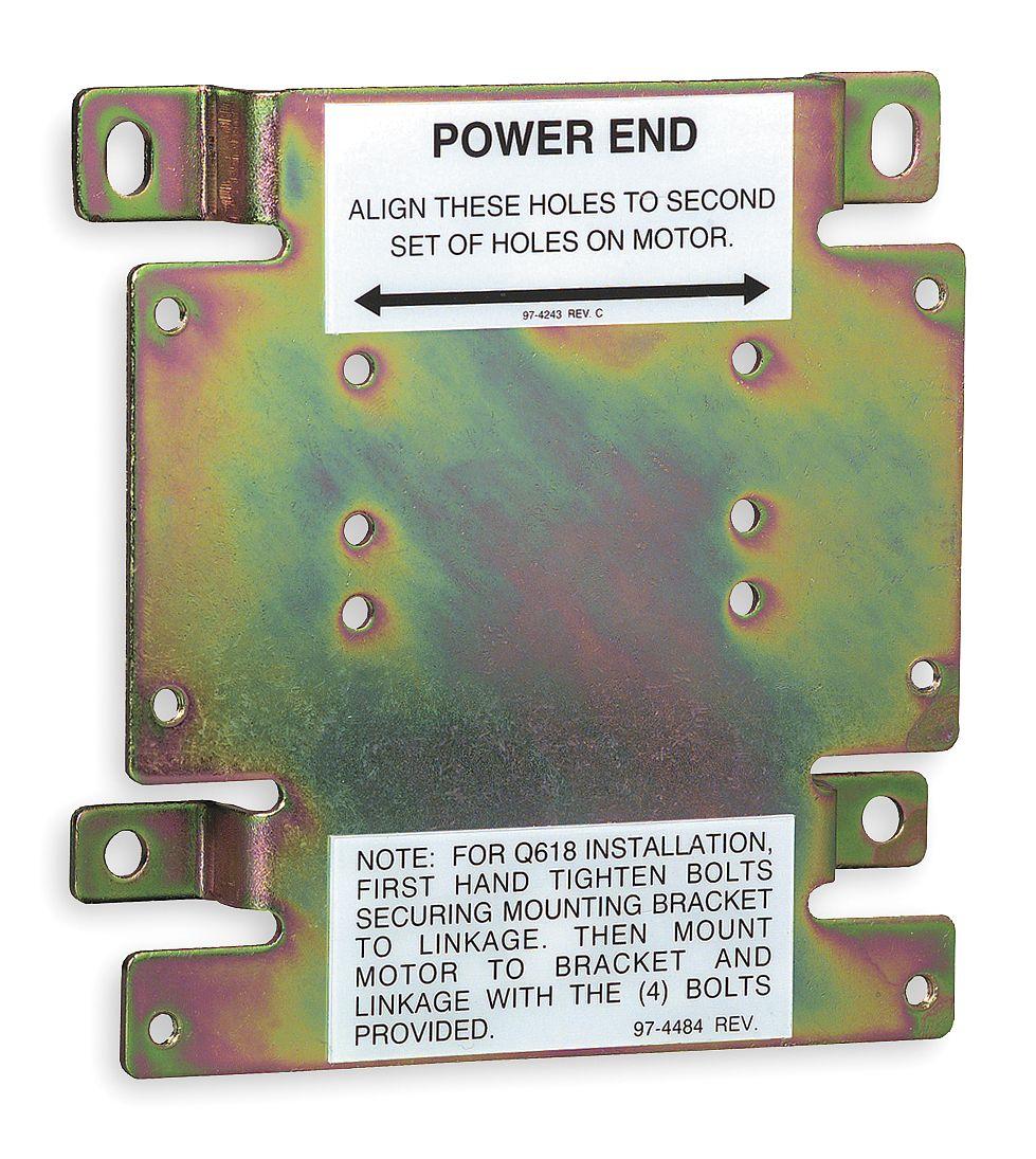 In Stock Honeywell 220738a Adapter Bracket For Mod Iv Motors