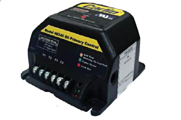 Carlin 48245S 45 SECOND OIL BURNER PRIMARY CONTROL W/SMART IGNIT