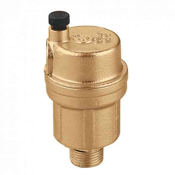 Caleffi 502620A Automatic Air Vent 1/4