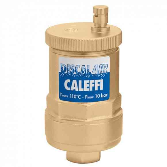 Caleffi 551004A DiscalAir Vent 1/2
