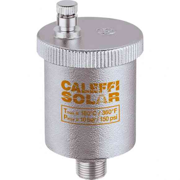 Caleffi 250041A Automatic air vent 1/2