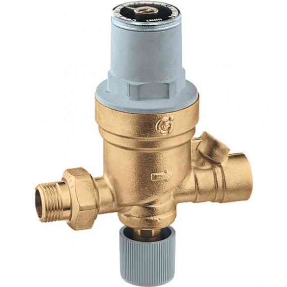Caleffi 553542A AutoFill Boiler Feed Valve 1/2