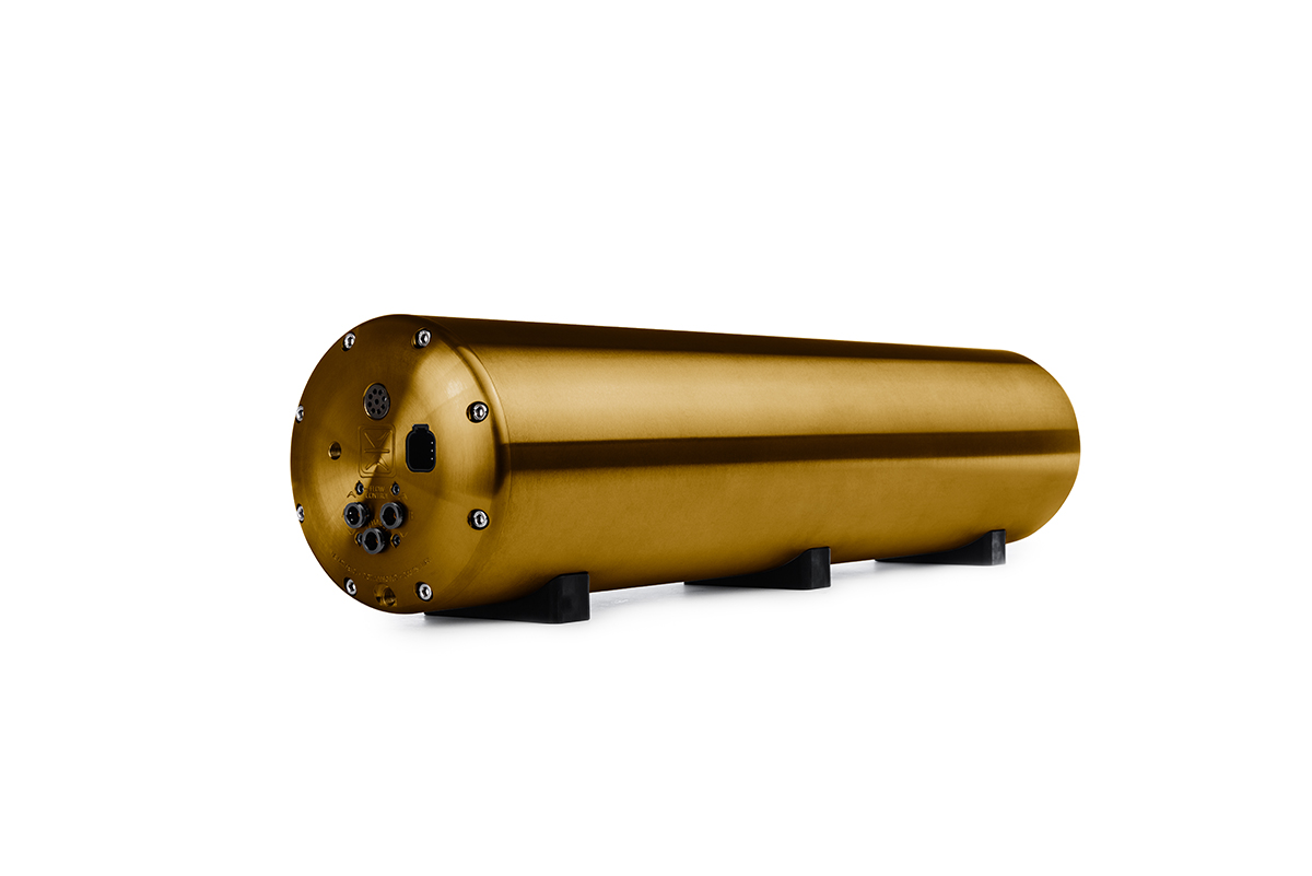 ACCUAIR AA-ENDO-VT45-BRC Cerakote ENDO Valve Tank 4 Corner 5 gallon Bolted Aluminum Air Tank w/Bronze finish