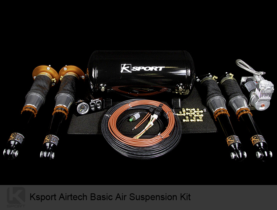 """KSPCBM201-ASO BMW 5 series E34 1988 - 1993 """"Weld-In. 525i 530i 535i 540i w/55mm OE Front Strut"""" P/U ATM"""