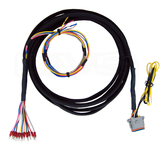 AVS-VWH-10-SS-7SWB Slam Specialties SV-8C Manifold to AVS 7-switch Switch Box Wire 10ft