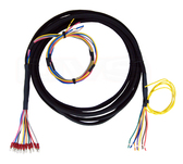 AVS-VWH-15-UNI-7SWB Universal to AVS 7-switch Switch Box Wire 15ft