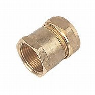 "PKR 1/8"" Female Pipe Coupler approved WO103-2-2"
