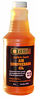 OASIS SDCO Synthetic Diester Air Compressor Oil, Pint.