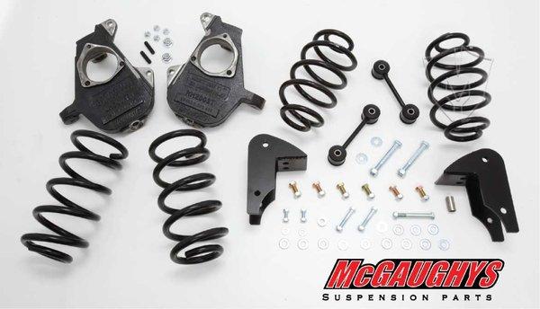 "MCG30013 4""/5"" Deluxe Kit for 2007-2013 GM SUV Tahoe, Yukon, Escalade, Denali, ESV, EXT., Suburban, XL, & Avalanche (2WD)"