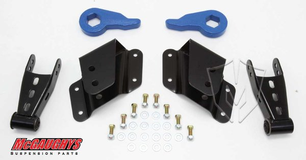 "MCG33041 2""/3.5"" Economy Kit for 1999-2006 GM Truck SS (2WD/AWD)"