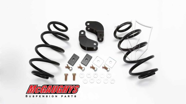 "MCG33051 2"" Rear Lowering Springs for 2001-2006 GM SUV Avalanche (2WD/4WD/AWD) ** FOR FACTORY/HD AIR SHOCK**"