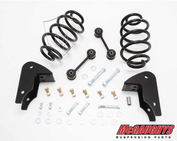 "MCG33073 5"" Rear Lowering Kit for 2001-2006 GM SUV Tahoe, Yukon, Escalade, Denali, ESV, EXT, Suburban, XL, & Avalanche (2WD Only)"