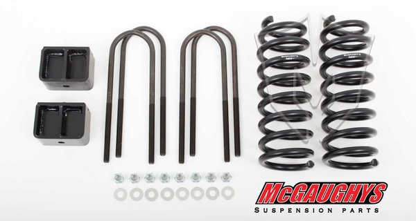 """MCG33101 2""""/3"""" Lowering Kit for 2004-2011 GM Colorado/Canyon (2WD, X/QUAD)"""