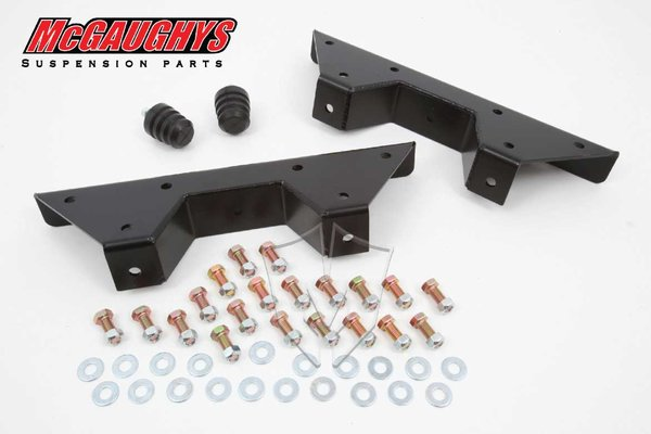 MCG33152 Rear C-Notch for 1973-1987 GM C-15 Truck (2WD)