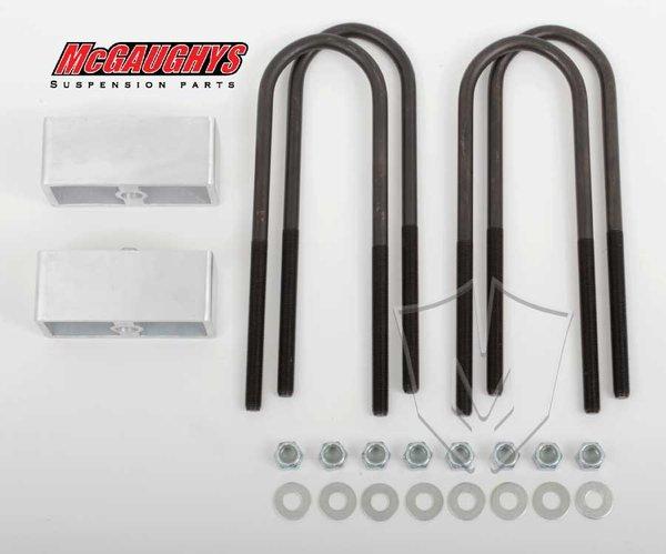"MCG33123 2"" Lowering Block Kit for 82-03 GM S-10 Truck/GMC Sonoma, 84-98 GM S-10 Blazer, 55-57 Chevy Car (2WD)"