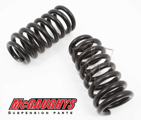 """MCG33127 1"""" Front Lowering Springs for 1973-1987 GM C-10 Truck (2WD)"""