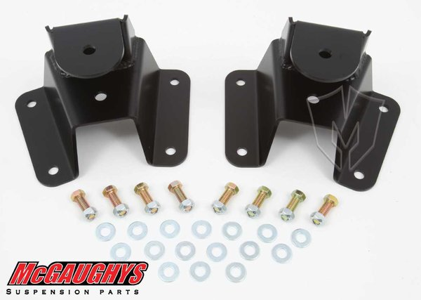 """MCG33155 3-4"""" Front Leaf Springs Hangers for 1973-1987 GM C-10 Truck (2WD) ** add shackles for 3""""-4""""drop **"""