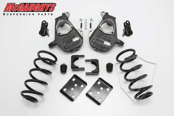 "MCG34004 4""/6"" Deluxe Kit for 2007-2013 GM Truck 1500 (2WD, QUAD)"